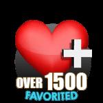 1500 Favorites