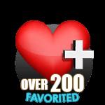 200 Favorites