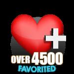 4500 Favorites