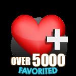 5000 Favorites