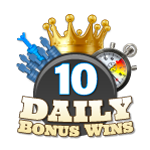 10 Daily Bonus Wins