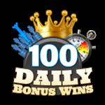 100 Daily Bonus Wins
