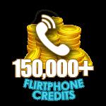 Flirt Phone 150,000 Credits