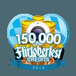 Flirtober's 150,000 Credits