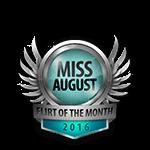 Miss August 2016