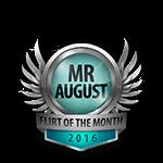 Mister August 2016
