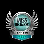 Miss December 2016