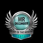Mister December 2016