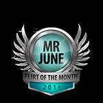 Mister June 2016