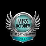 Miss October 2016