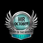 Mister October 2016