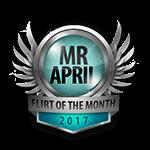 Mister April 2017