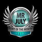 Mister July 2017