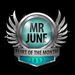 Mister June 2017