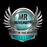 Mister November 2017