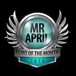 Mister April 2018