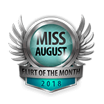 Miss August 2018