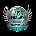 Miss February 2018