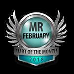 Mister February 2018