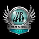 Mister April 2019