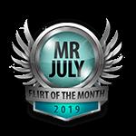 Mister July 2019