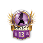 Girls FOTY 2012 13 Badge