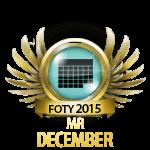 Mister December 2015