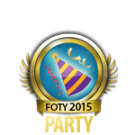 Flirt of the Year Party 2015