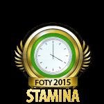 Flirt of the Year Stamina 2015