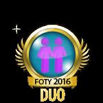 Flirt of the Year Duo 2016