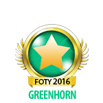 Flirt of the Year Greenhorn