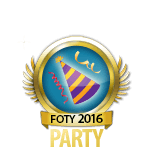 Flirt of the Year Party 2016
