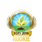 Flirt of the Year Rookie 2016