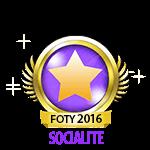 Flirt of the Year Socialite