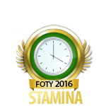 Flirt of the Year Stamina 2016
