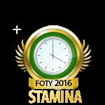 Flirt of the Year Stamina 2016