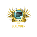 Mister FOTY December 2017