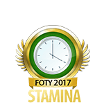 Flirt of the Year Stamina 2017