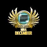 Miss FOTY December 2018