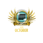 Mister FOTY October 2018