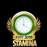 Flirt of the Year Stamina 2018