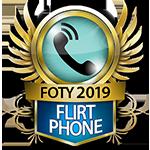 2019 FOTY Flirt Phone