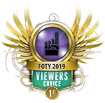 FOTY Viewers Choice 1st 2019