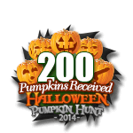 Halloween 200 Pumpkins