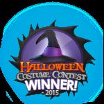 Halloween 2015 Costume Contest