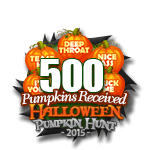 Halloween 2015 Pumpkins 500