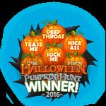 Halloween 2016 Pumpkin Hunt