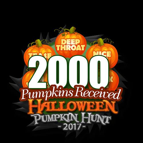 Halloween 2017 Pumpkins 2000