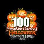 Halloween 2018 Pumpkins 100