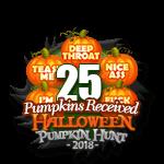 Halloween 2018 Pumpkins 25